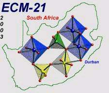 ECM 21 XXI European Crystallographic Meeting