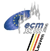 ECM 23 XXIII European Crystallographic Meeting