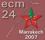 ECM 25 XXIV European Crystallographic Meeting