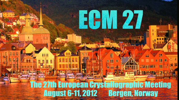 ECM 27 XXVII European Crystallographic Meeting