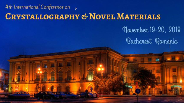 International Conference on Crystallography & Novel Materials