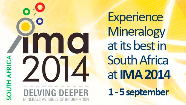 XXI General Meeting of the International Mineralogical Association