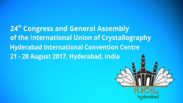 XXIV Meeting and General Assembly of the International Union of Crystallography