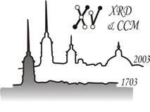 XV International Conference on X-ray Diffraction and Crystal Chemistry of Minerals